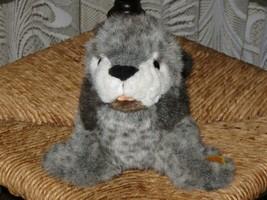 Steiff Minky Seal Grey & White 30CM 063046 2006 IDS - $124.52