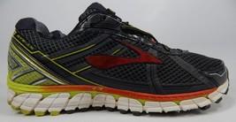 Brooks GTS 15 Size US 13 M (D) EU 47.5 Men's Running Shoes Gray Red 1101811D083