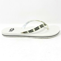 UGG Simi Graphic White Womens Flip Flop Sandals 1099831 WHT - $36.95