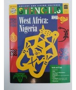 Stencils West Africa: Nigeria, Ancient & Living Cultures GoodYearBooks - $14.74
