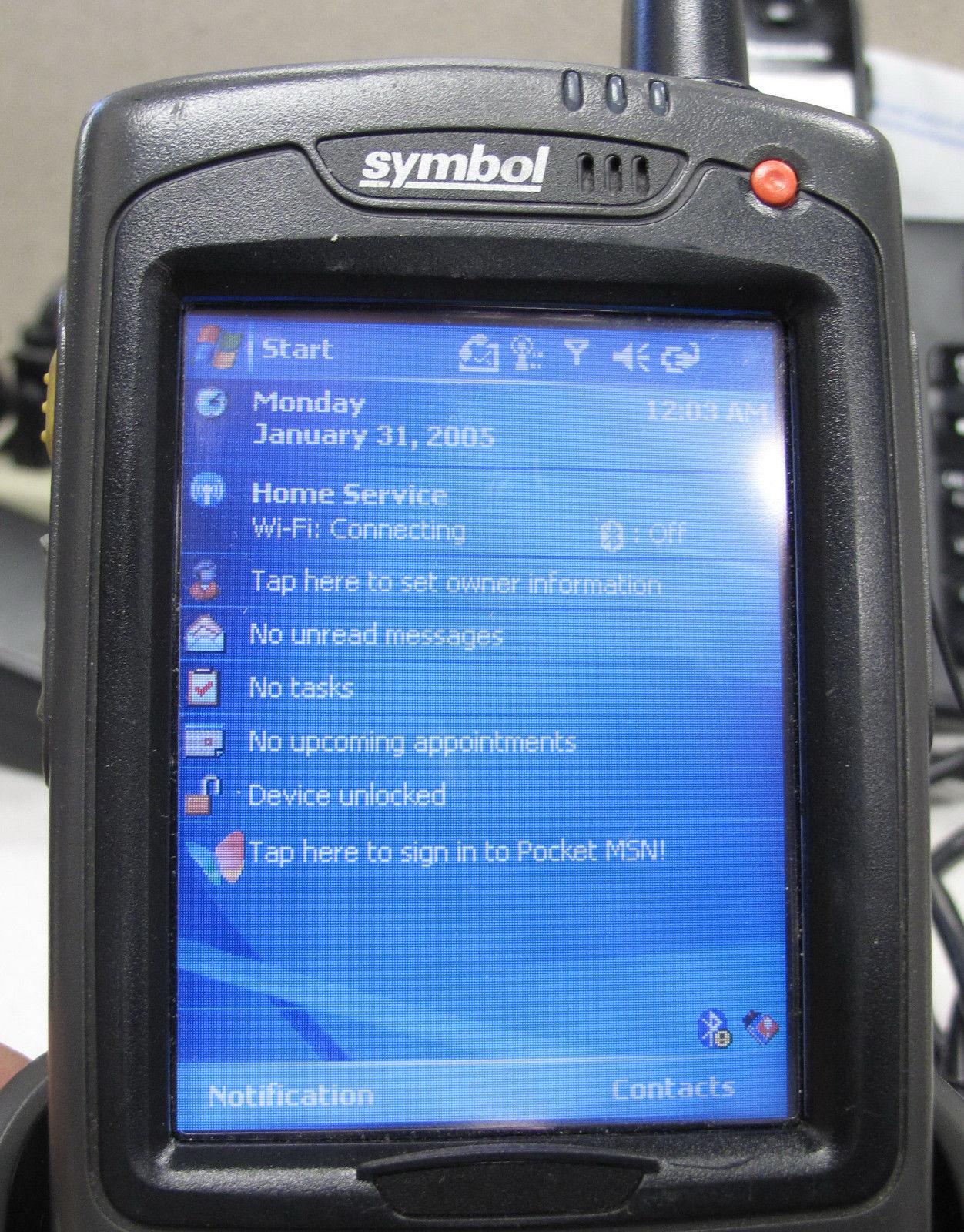Motorola Symbol Barcode Scanner MC70 MC7095 and 33 similar items