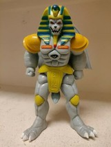 Bandai Mighty Morphin Power Rangers King Sphinx Evil Space Alien 1993 Vi... - $14.84