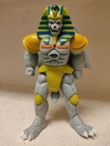 Bandai Mighty Morphin Power Rangers King Sphinx Evil Space Alien 1993 Vintage - $14.84