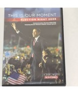 This Is Our Moment - Election Night 2008 (DVD, 2008) - $4.58
