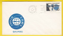 Apollo-Soyuz GSFC / NOCC Greenbelt,MD 1975年7月15日 -  $ 1.98