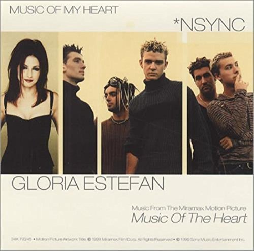 Music of My Heart by N-Sync; Estefan, Gloria  Cd