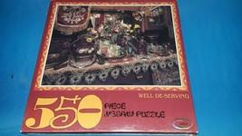 "Ceaco ""Well De-serving"" 550 Piece Puzzle - $9.89"