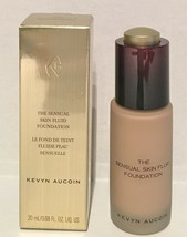 Authentic Kevyn Aucoin The Sensual Skin Fluid Foundation -SF 08-SF08-Kev... - $19.70