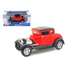 1929 Ford Model A Red 1/24 Diecast Model Car by Maisto 31201r - $28.93