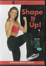 Shape It up Opposing Muscle Groups Beach Body DVD Sealed New - $4.74