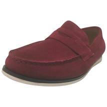 Alfani Mens Sawyer Slip-On Loafers Red 9 MSRP 79.99 New - $54.44