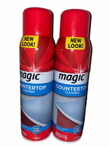 2-Pack of Magic Countertop Cleaner 17 oz Clean Shine Protect Remove Dirt Residue - $30.00