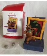 Hallmark Keepsake Ornament 2013 Jeepers Creeper Scooby Doo Magic NIB QXI... - $16.82