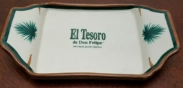 EL TESORO DE DON FELIPE Ceramic Butter Dish - $19.95