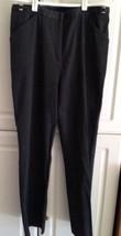 Ann Taylor Loft Pants stretch Cotton Denim Size 6 - $12.38