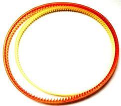 New 2 Urethane Belts Mastercraft 12 Inch Bench Top Drill Press 55-5510-6 - $17.82
