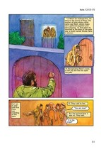 The Catholic Comic Book Bible: Acts of the Apostles image 4