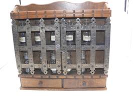 Vintage SPICE RACK Cabinet 2 Drawers - $1.148,43 MXN