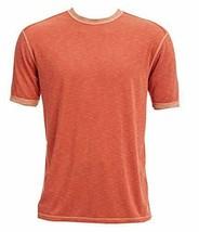 Tommy Bahama Big & Tall Flip Tide Tee Short Sleeve (X-Large Tall, Mango Blossom) - $49.49