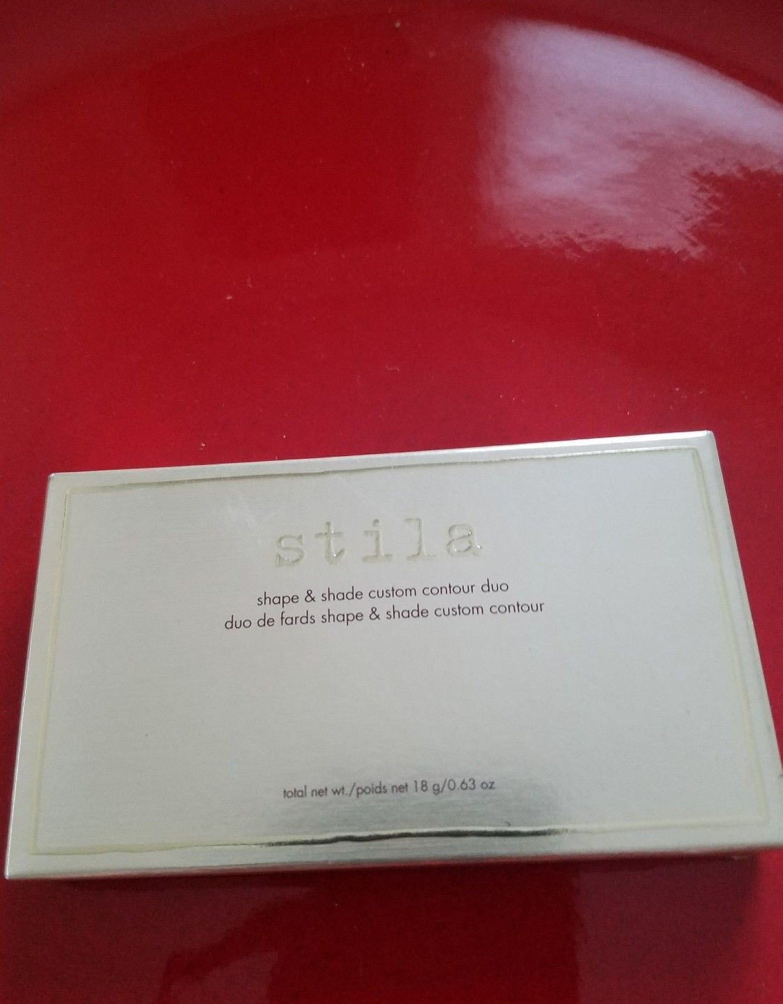 Primary image for New Authentic STILA Shape and Shade Custom Contour Duo ~ Deep - New in Box