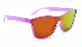 ONE -Kids Tude - Polarized Flat Lens Colourful Sunglasses - $25.27