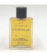 Vintage Chanel Cristalle Eau de Parfum Perfume 1 oz 30mL New NWOB FR1 - $51.95