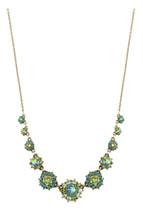 Michal Negrin Brass Necklace Swarovski Crystals  #100171780004 - $167.31