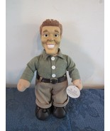 "Bridal Gag Gift Mr Perfect 15"" Talking Husband Doll 16 Phrases With Tags  - $18.87"