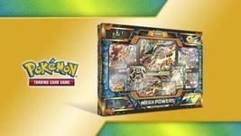 Mega Powers Collection Box Pokemon Trading Cards Packs & Full Art Promos image 2