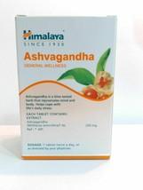 10 PACK HIMALAYA ASHWAGANDHA ASHVAGANDHA TABLETS INDIAN GINSENG FREE SHI... - $50.08