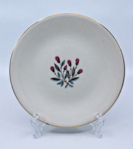 Enoch wedgwood tunstall ltd Bread and Butter Side Plate Pink Flower 17.5 cm image 1