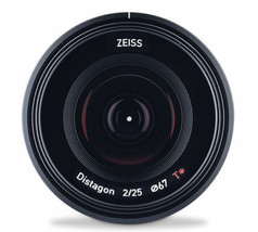 ZEISS Distagon T* Batis F2 25mm Wide Angle Lens for Sony E Mount image 2