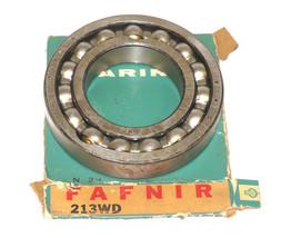 NEW FAFNIR 213WDN RADIAL BALL BEARING image 1