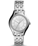 Fossil Daydreamer BQ1590IE White Dial Silver Stainless Steel Women's Watch - $69.98