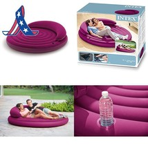 """Intex Ultra Daybed Inflatable Lounge, 75"""" X 20 - ₨4,118.31 INR"""