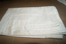 Hotel Collection 700TC Stripe MicroCotton Standard Sham Beige Khaki - $19.00