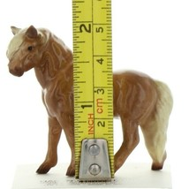 Hagen Renaker Miniature  Horse Shetland Pony Stallion Ceramic Figurine image 2