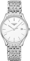 Longines Men's L4.859.4.12.6 Lyre Stainless Steel Watch - $828.32