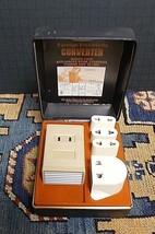 Franzus Worldwide Converter Adapter Set KIT 1600 Watt High Wattage Used ... - $17.82