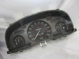 OEM Instrument Cluster In Kilometers 240 KPH 98-00 Ford Contour Mercury ... - $49.49