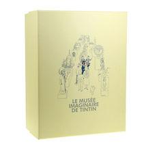 Professor Calculus resin statue from collection  Le Musée Imaginaire de Tintin  image 3