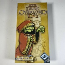 Aye Dark Overlord original 2009 card game RARE Rigor Mortis Fantasy Flight Games - $32.66