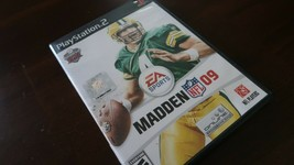 Madden NFL 09 (Sony PlayStation 2, 2008) - $10.40