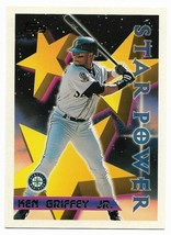 1996 Topps Seattle Mariners Team Set with Ken Griffey, Jr. - $2.65
