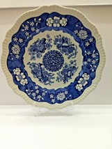"""SPODE PLATE 10-3/4"""" THE SPODE BLUE ROOM COLLECTION TROPHIES CERAMIC MADE... - $19.75"""