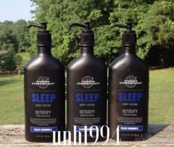 Bath Body Works Aromatherapy Black Chamomile Lotion Sleep Detoxify detox... - $59.99