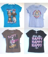 Duck Dynasty Girls T-Shirts 4 Choices Sizes XS 4-5 S 6-6X Lg 10-12 XLg 1... - $9.09