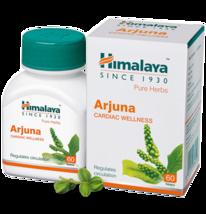 Himalaya Herbal Arjuna Tablets - Healthy Blood Pressure - 60 Tablets - $11.99+
