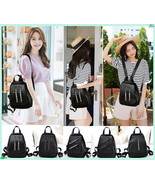 Women Backpacks Girl's Bookbags Schoolbag Fashion 8 Color Lady Backpack ... - €32,64 EUR