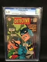 Detective Comics #380 (DC, 1968) CGC 6.0 - $74.25